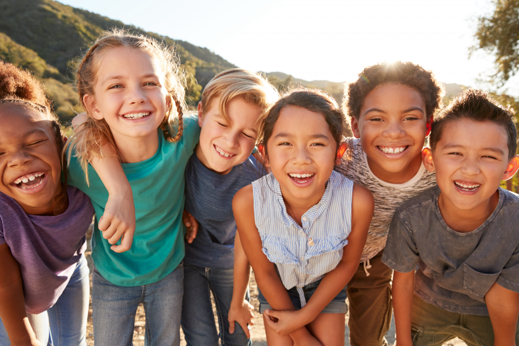How to Help Children Feel Loved & Accepted
