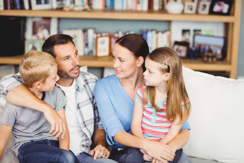 How to Talk to Your Kids About Race & Racism